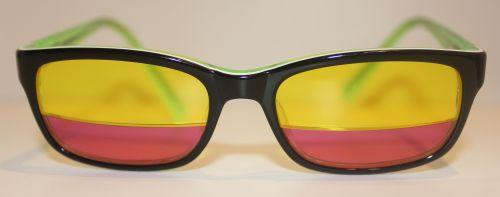 Niedriger Verkaufspreis beste Qualität Großhändler Rot-Grün-Brille